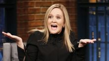 Sam Bee's Team Is Apologizing To People Trump Offends. It's Harder Than They Thought.