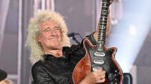 Brian May quiere volver al trabajo cuanto antes