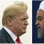 Trump warns Iran of 'consequences' in saber rattling tweet