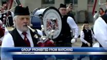 St. Pat's parade goes on despite controversy