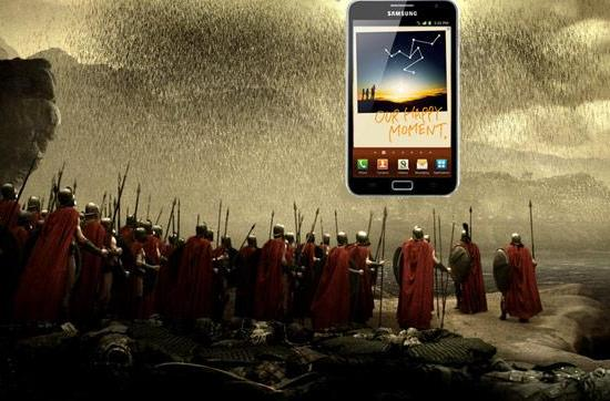 ABI: Galaxy Note and other phablets will ship at 208 million a year by 2015, blot out the sun