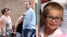 Stepfather of boy, five, who drowned at water park jailed for more than seven years