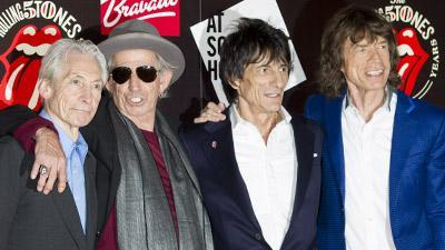 Rolling Stones: Looking back