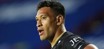 Israel Folau linked with shock return to rugby