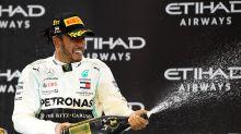 Lewis Hamilton chooses not to shut down Ferrari rumours