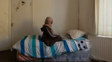 Cramped, scared and unable to social distance: The women and children spending lockdown in one room