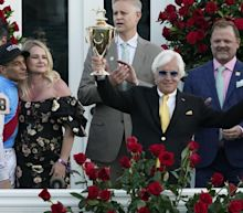 Derby winner Medina Spirit failed-test mystery solved, but Preakness still in doubt