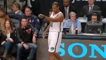 Jason Collins Makes Debut Before the Home Crowd
