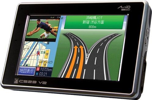 Mio's C523 V2 navigator aims to route motorcyclists