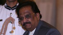 SP Balasubrahmanyam critical, on life support
