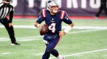 Why are Patriots sticking with Cam Newton? It's got something to do with Jarrett Stidham