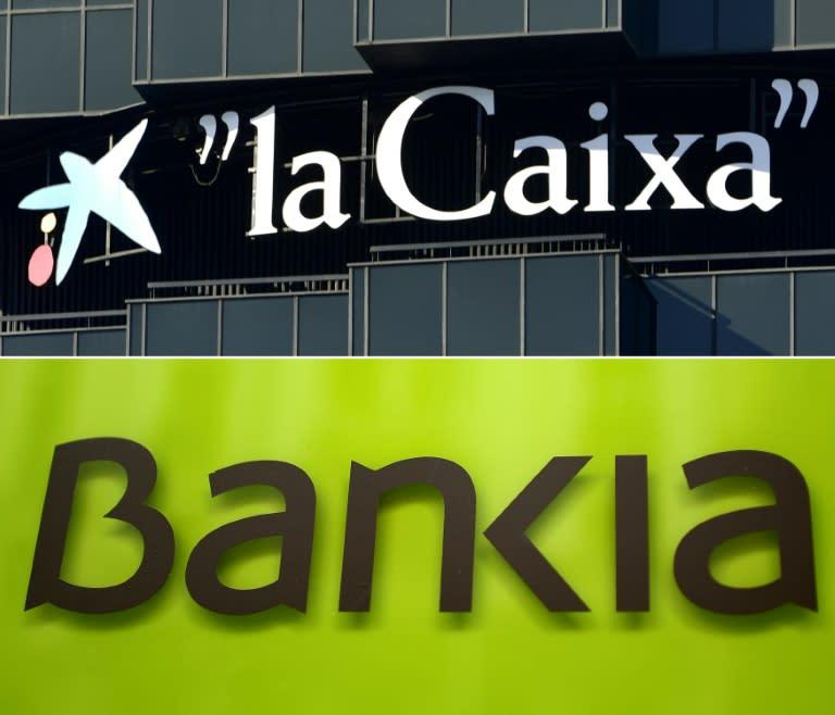 Spain's CaixaBank, Bankia green light mega merger