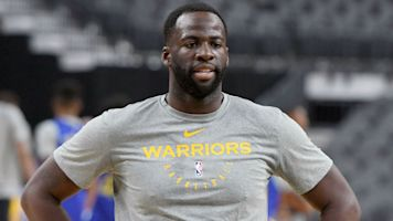 Draymond sitting Tuesday following spat with KD