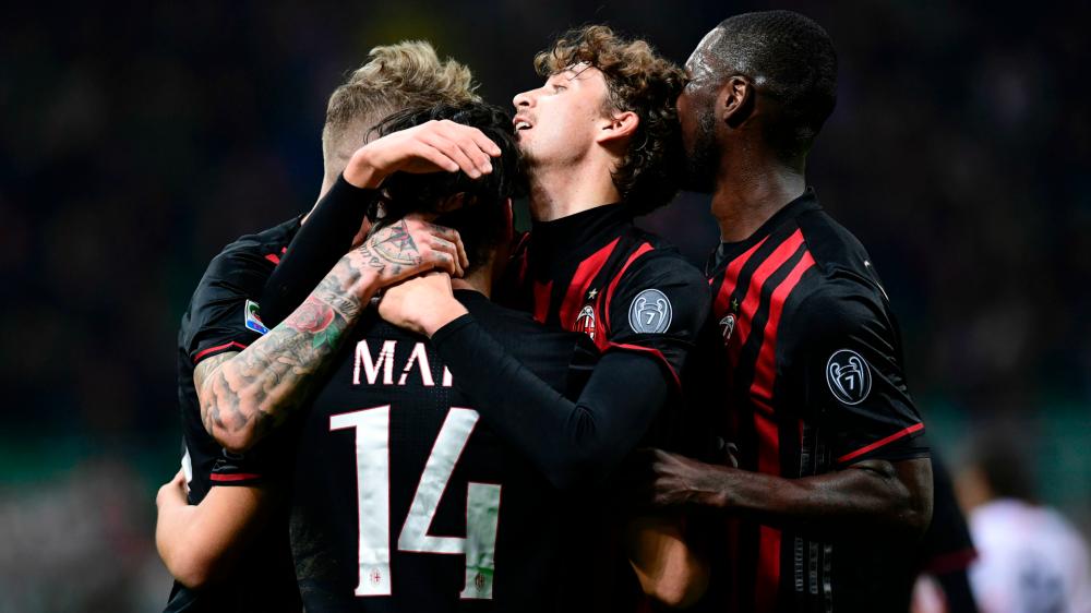 "Milan-Genoa (1-0), Milan remercie ""Mati"" Fernandez"