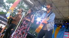 Lady Antebellum performs 'Heart Break' live on 'GMA'