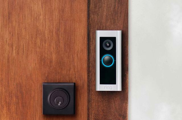 Ring's Video Doorbell Pro 2 has built-in radar