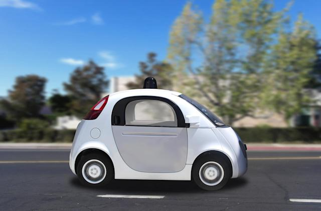 California plans to allow human-less self-driving car tests