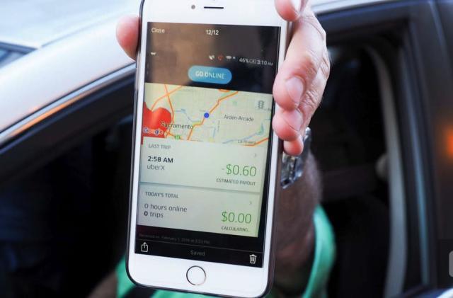 Over 8,000 Uber, Lyft drivers fail new Massachusetts background check
