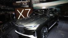 Behemoth SUV Helps BMW Extend U.S. Sales Lead Over Mercedes