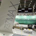 Spirit, Boeing shares slide on FAA's 737 MAX outlook
