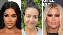 I tried working out like Kim and Khloe Kardashian for two weeks, and found the younger sister has the better routine