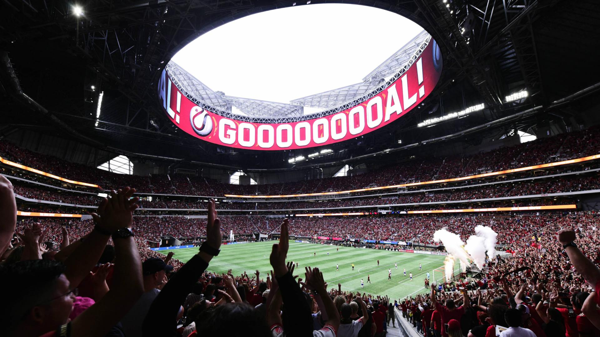 Mls announces atlanta as 2018 all star game host for Mercedes benz games