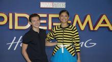 El colorido tutú de Zendaya eclipsa a Spider-Man en Londres