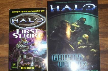 New Halo book meets the HD era