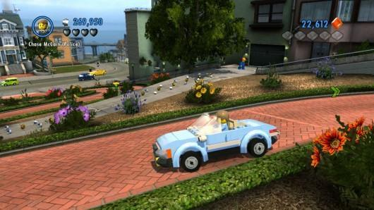 Rumor: Lego City Undercover eShop download requires external hard drive