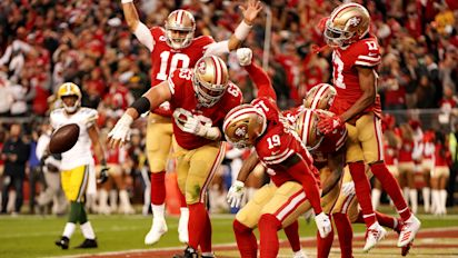 49ers stomp Packers on way to Super Bowl