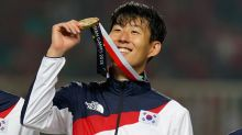 EPL star avoids military service with stunning gold medal