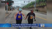 Photo of 2 women finishing marathon in last place together goes viral: 'Emotional and beautiful'