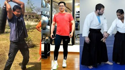Poll: Who is India's fittest male politician?