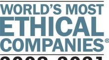 JLL named one of Ethisphere's 2021 World's Most Ethical Companies for 14th consecutive year