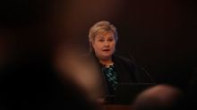 Norway's PM Solberg forms majority center-right government