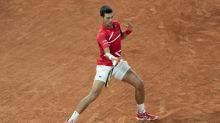 Djokovic suffers deja vu after hitting line judge