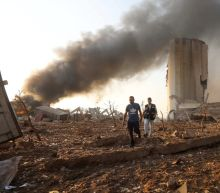 Lebanon PM Blames Beirut Explosions on Shipment of Ammonium Nitrate Sitting in Port Since 2013