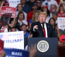 Trump Makes No Mention Of Khashoggi Murder During Arizona Rally