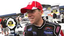 Victory Lane 1-on-1: Regan Smith