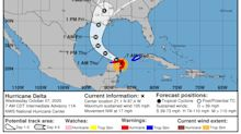 Hurricane Delta: Storm surge, hurricane watches issued for parts of northern Gulf Coast