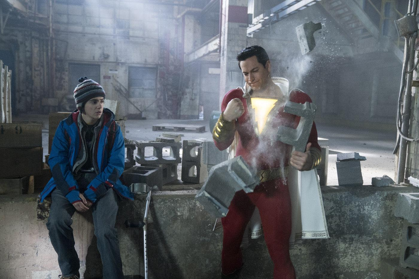 Shazam 2 is confirmed with a release date now set