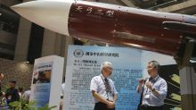 Taiwán desarrolla misiles para reducir ventaja militar china