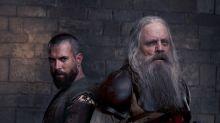Mark Hamill goes full Gandalf in his first Knightfall photo