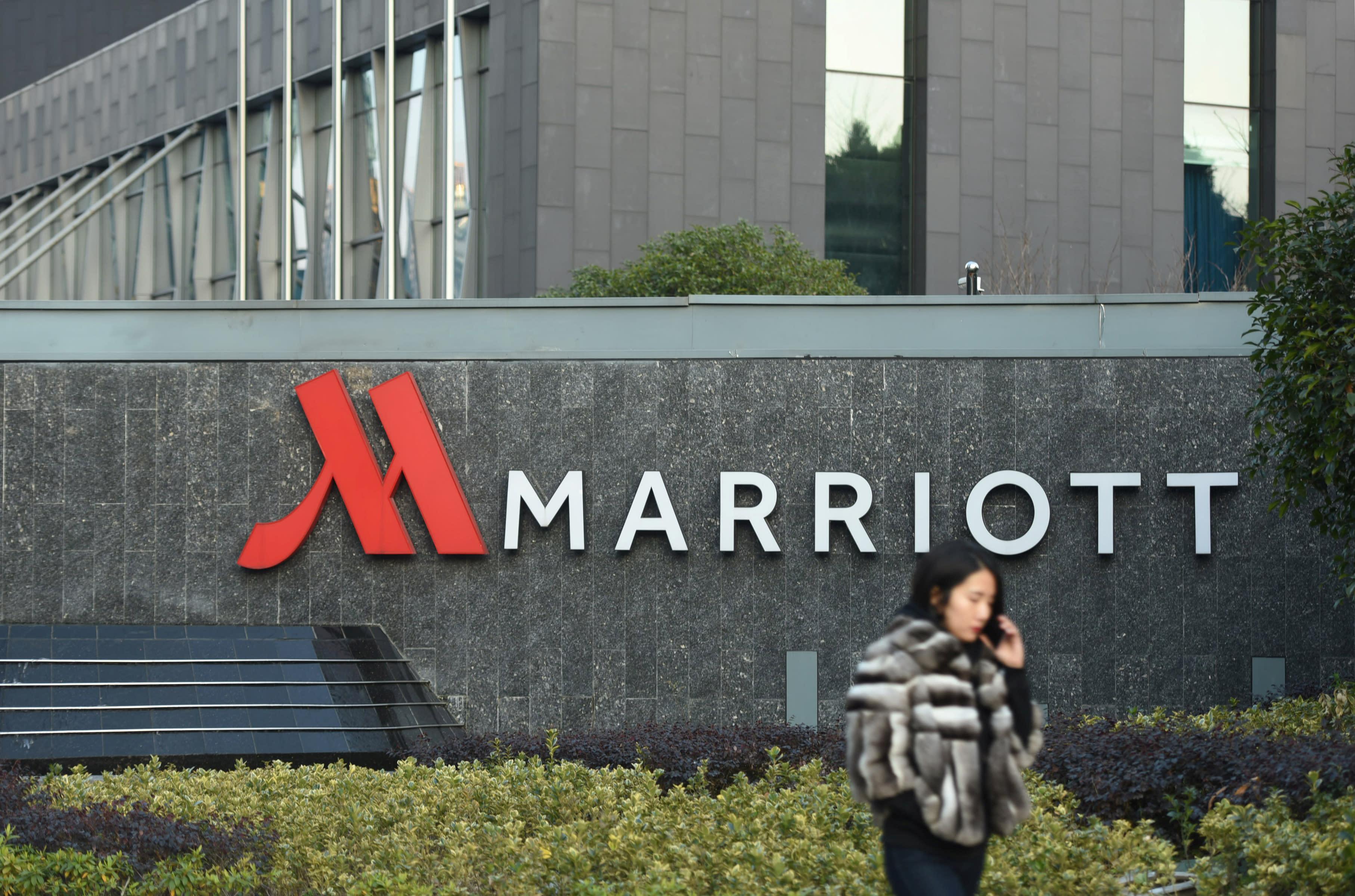 Marriott CEO: consumer growth is 'steady'