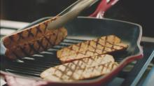 How to Get Perfect Criss-Cross Charred Marks When Grilling