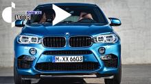 BMW X6, il suv iconico ritorna in strada