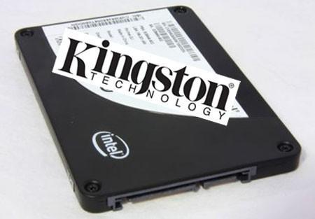 Kingston following Intel into the SSD game
