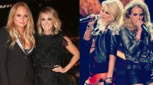Miranda Lambert Posted a Passionate Message Standing Up for 'Iconic' Carrie Underwood