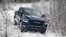 All-new 2019 Ram 1500 Wins 'Official Winter Truck of New England' by New England Motor Press Association