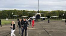 RAF fighter jets escort Ryanair plane into Stansted airport after security incident
